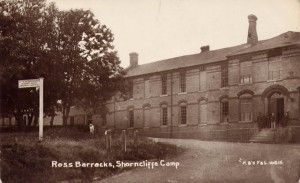 Ross Barracks Shorncliffe