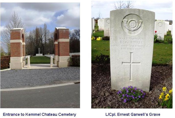 Garwell Grave