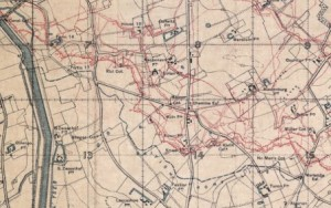 49th Division Front Autumn 1915