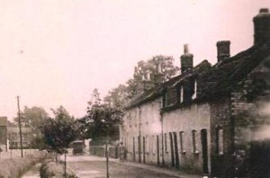 Houses on High Street North