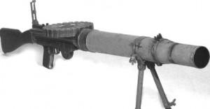 1914 Version Lewis Gun