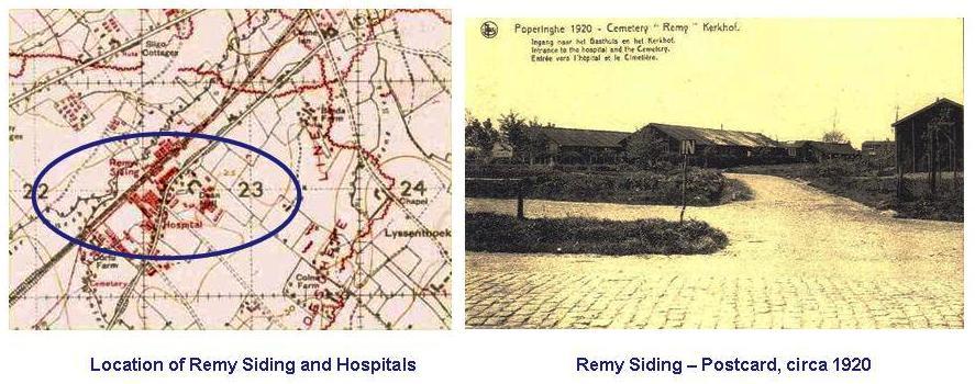 Remy Siding map & pc