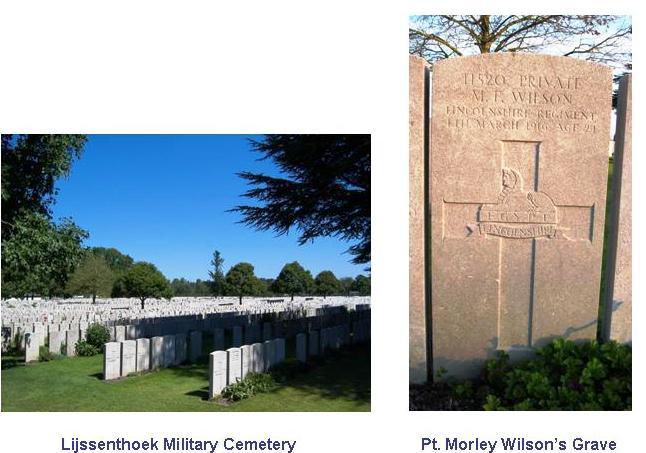 Wilson M F Grave