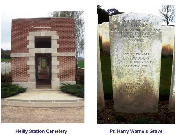 Warne H Grave