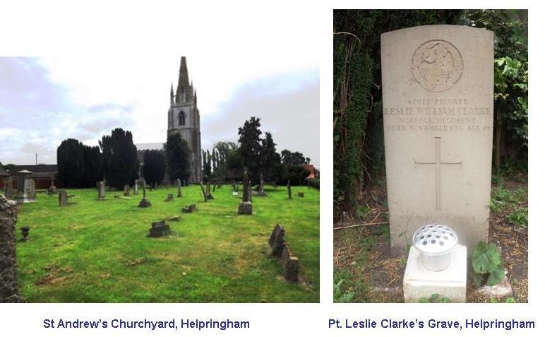Clarke L Grave