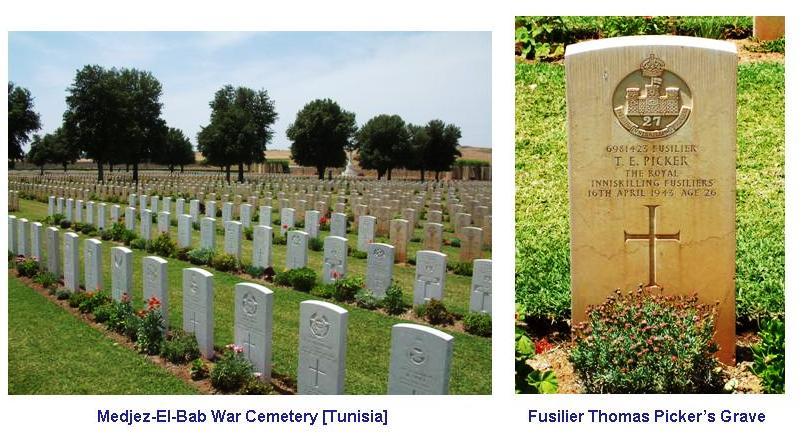 Picker T Grave