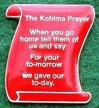 Kohima epitaph
