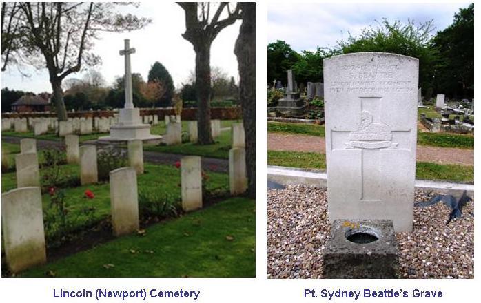 Beattie Grave
