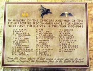 1st Airborne Reconnaissance Squadron Memorial