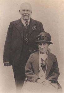 Frank & Louisa Cock