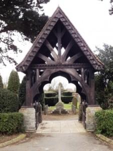 Memorial & Lychgate