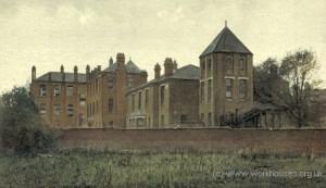 Grove Park Workhouse