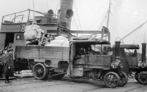 Sentinel Steam wagon