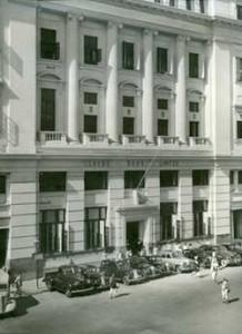 Cox & Company Bank, Bombay